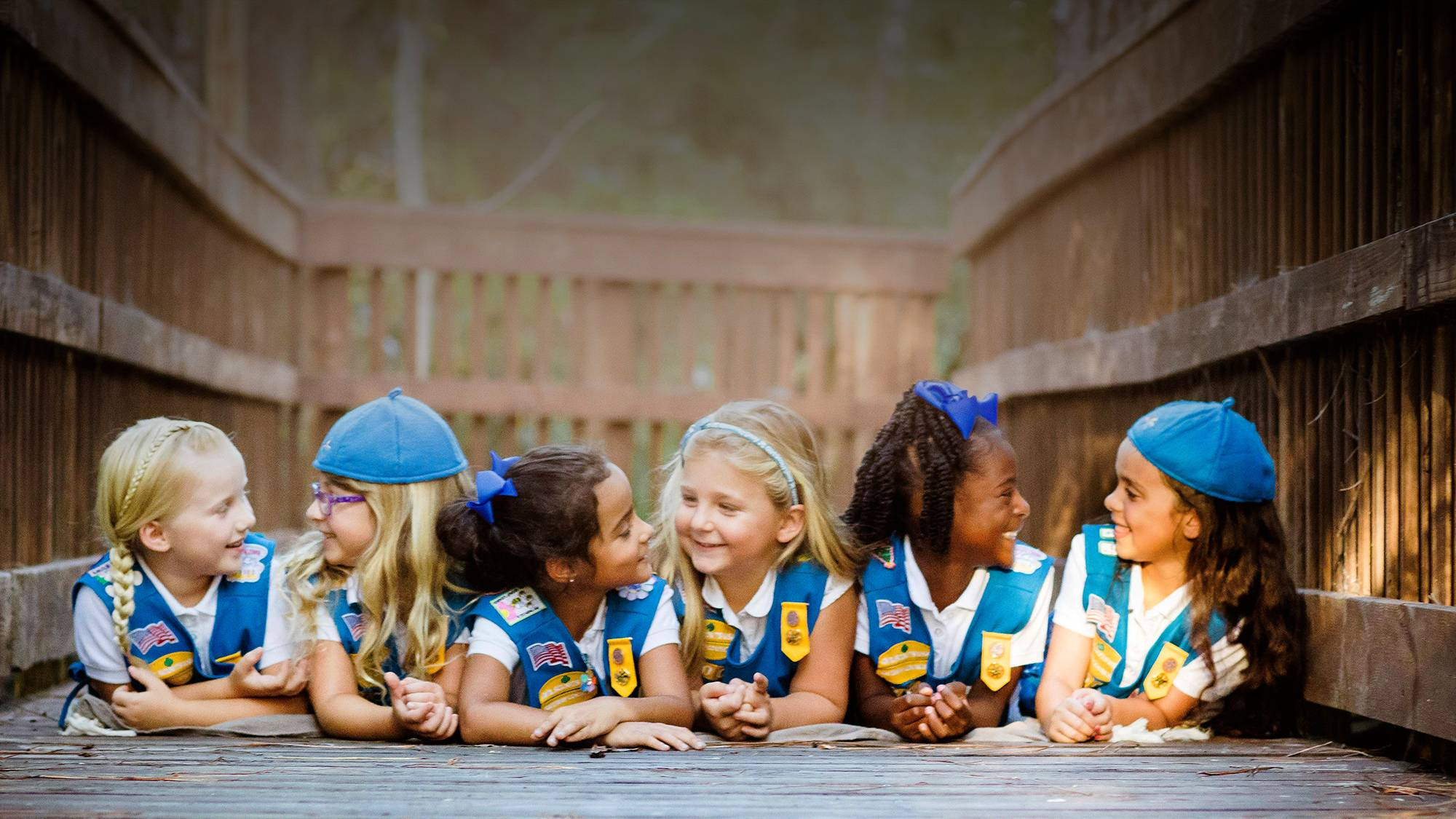 Join Girl Scouts: Become a Girl Scout